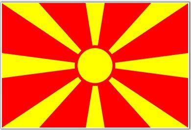 Drapeau de #Macédoine