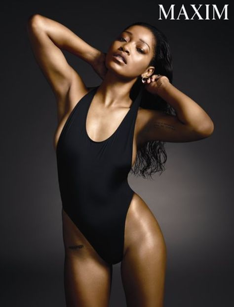 Keke Palmer in Maxim's October 2015 issue#1 Source for Black Females