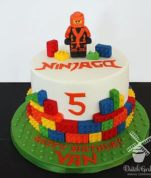 Best  Lego Ninjago Cake Ideas On Pinterest Ninjago Party - Lego birthday cake decorations