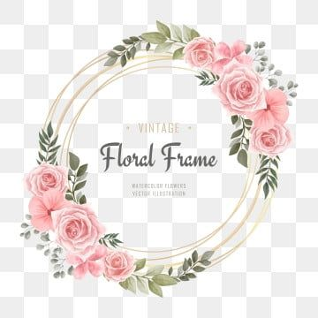 Watercolor Flowers Png Images Vector And Psd Files Free Download On Pngtree In 2020 Watercolor Flowers Watercolor Flowers Pattern Flower Frame