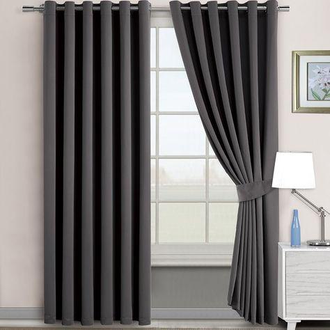 Eyelet Blackout Thermal Curtains Thermal Curtains Panel Curtains Thermal Panels