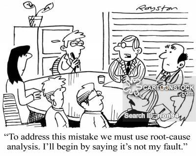 Root Cause Analysis cartoons, Root Cause Analysis cartoon, funny - root cause analysis