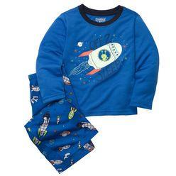45a891b74 The North Face Kids Lil  Snuggler Down Suit (Infant) Monster Blue ...