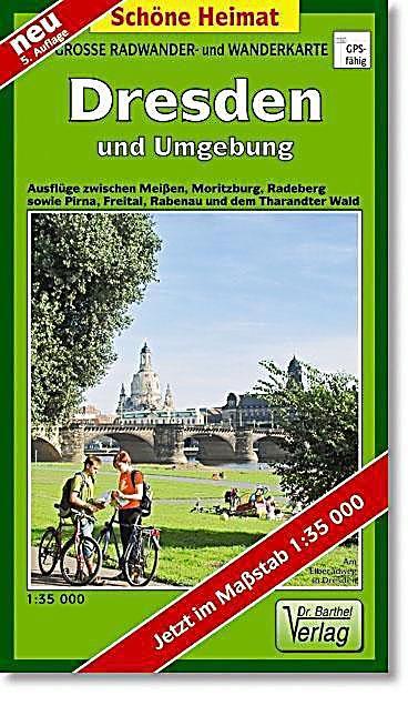 Doktor Barthel Karte Dresden Und Umgebung Buch Versandkostenfrei