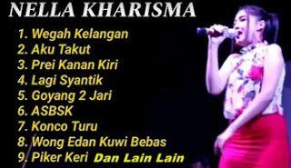 Download Kumpulan Lagu Nella Kharisma Terbaru Mp3 Lengkap Yang