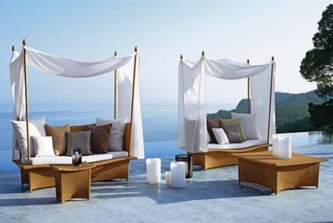 Modern Luxury Patio Furniture With