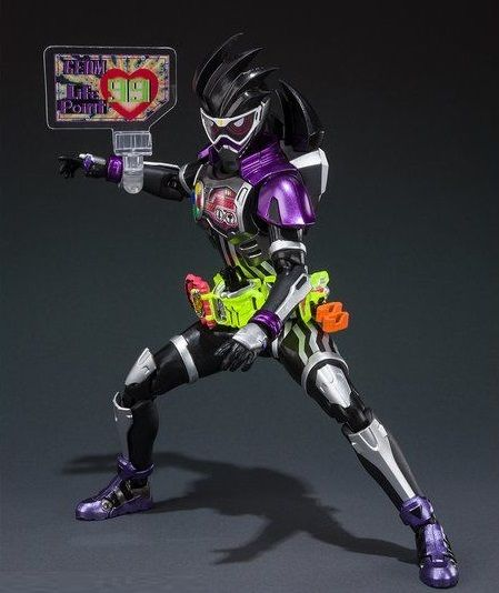 S.H.Figuarts Masked Kamen Rider EX-AID GENM ACTION GAMER LEVEL 0 Figure BANDAI