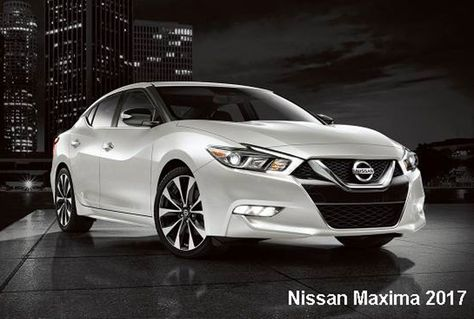 Nissan Maxima Sv 2017 Price Specifications Overview Fairwheels Com Nissan Nissan Altima