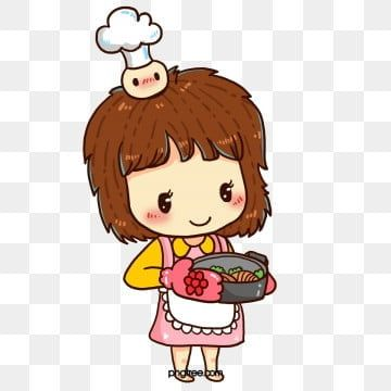 Cartoon Character Little Chef Cartoon Clipart Character Clipart