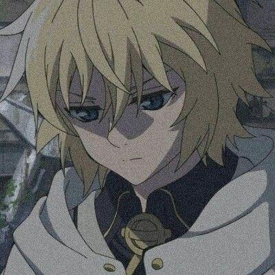 Mika Icons Owari No Seraph Mika Icons Owari No Seraph Owari No Seraph Cool Anime Pictures Mikaela Hyakuya
