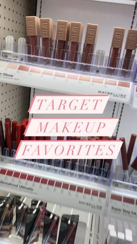 Target Makeup Favorites