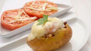 Las Recetas Más Vistas De Cocina Abierta De Karlos Arguiñano Hogarmania Recetas De Patatas Asadas Recetas Con Patatas Patatas Rellenas De Carne