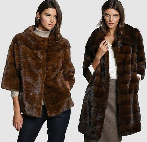 abrigos de vison el corte ingles