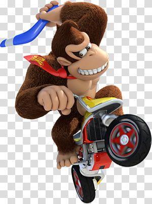Donkey Kong Mario Kart 8 Mario Bros Super Mario Kart Mario Kart Transparent Background Png Clipart In 2021 Mario Kart Donkey Kong Super Mario Kart