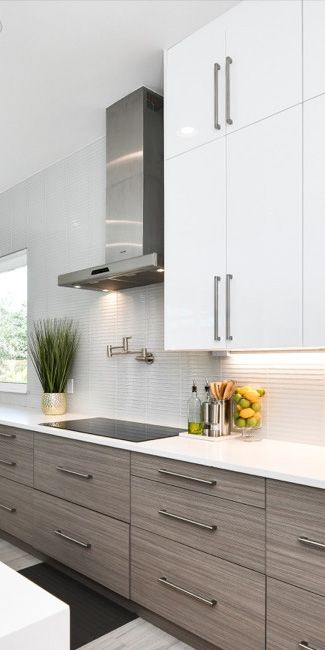 White Acrylic Fronts Gloss Kitchen Cabinets New Kitchen Cabinets High Gloss Kitchen Cabinets