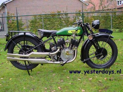 1928 Royal Enfield Model 182 976 Cc V Twin Royal Enfield