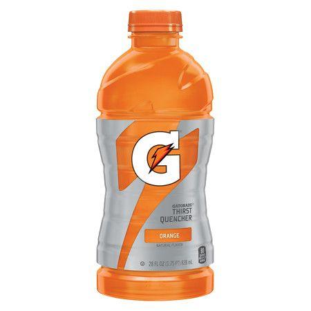 Gatorade Thirst Quencher Orange Gatorade Drinks Sports Drink