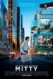 La increible vida de Walter Mitty (2013) Poster