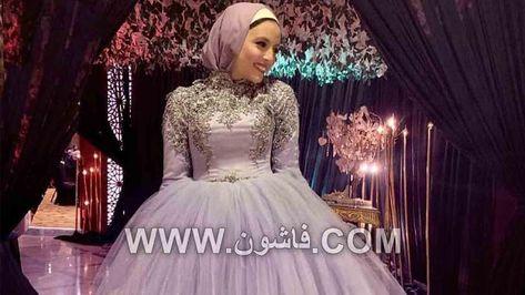 شاهدى مجموعة من اجمل فساتين سواريه للمحجبات فساتين سهرة 2019 Soiree Dress Dresses Fashion