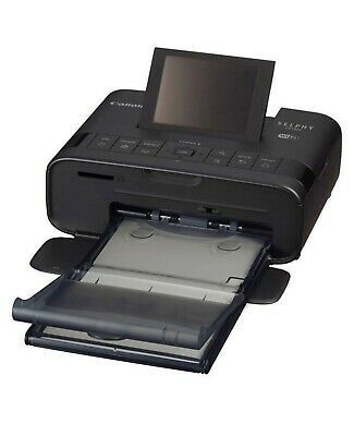 Canon Selphy Cp1300 Compact Photo Printer In 2020 Compact Photo Printer Canon Selphy Photo Printer