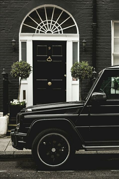 I see a red door and I want it painted black...