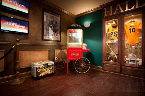 Home Theater Popcorn Maker