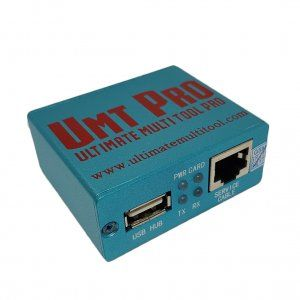 Umt Box Pro Box Pre Activada Con Modulos De Umt Avengers