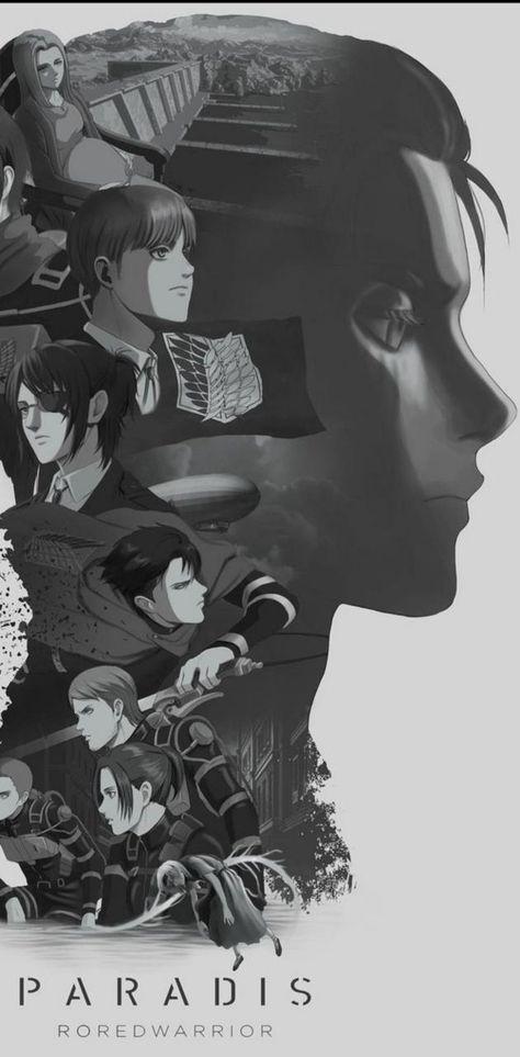 Shingeki no kyojin  wallpaper by Abrahan2310F - 4149 - Free on ZEDGE™