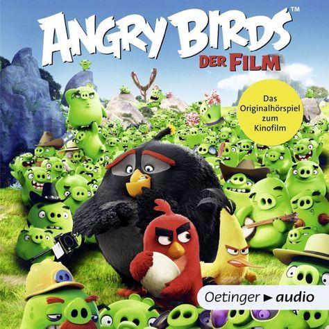 Angry Birds Das Original Zum Film Mp3 Download Angry Birds Hintergrund Vogel Coole Animationen