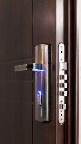 Pin En Puertas De Seguridad