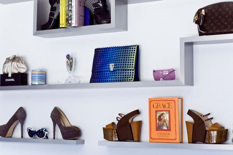 A look into my home office today on chicityfashion.com