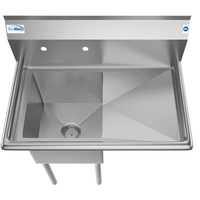 Gilford 30 X 22 Wall Mounted Service Sink Sink Stainless