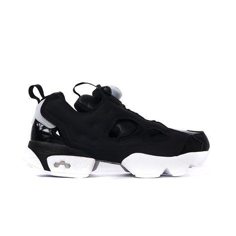 67829af69cd0 Reebok Instapump Fury Hype Metallic (Black White) Bd4890 Women S Shoes