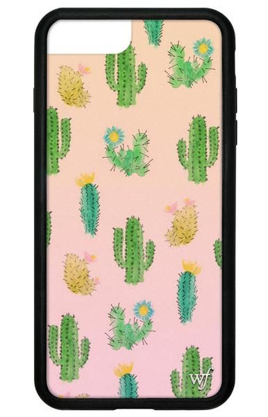 on sale b6933 f811d Wildflower Cactus Vibes iPhone 6 Plus/6s Plus/7 Plus Case | lovely ...