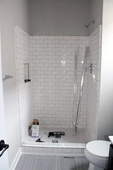 Top 50 Best Subway Tile Shower Ideas Bathroom Designs Bathrooms Remodel Bathroom Remodel Master Small Bathroom Remodel