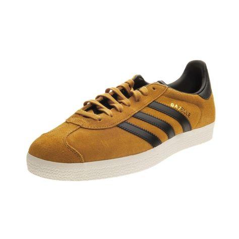 basket adidas gazelle jaune