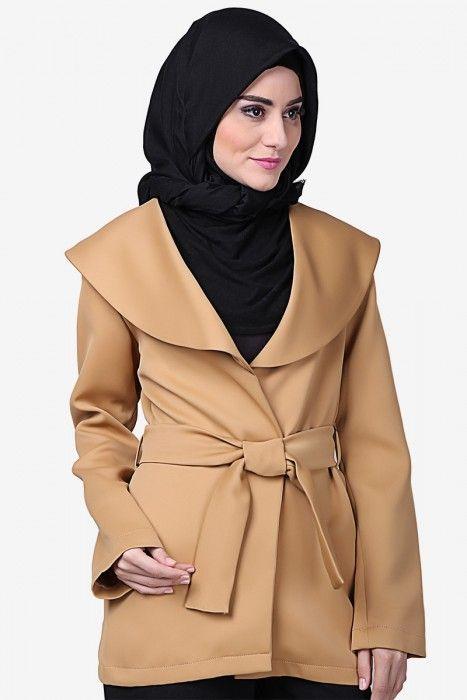 Blazer Wanita Muslimah Modern : blazer, wanita, muslimah, modern, Blazer, Wanita, Muslimah, Modern, Model, Pakaian,, Blazer,