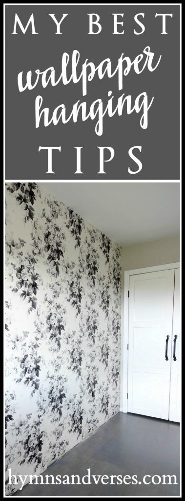 My Best Wallpaper Hanging Tips Wallpapering Tips How To Hang Wallpaper Diy Wallpaper