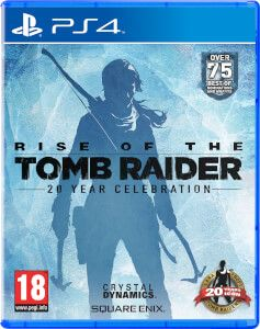 Rise Of The Tomb Raider 20 Year Celebration Edition Sony