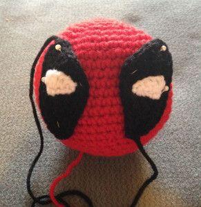 Ravelry: Deadpool pattern by Anna Carax | Crochet dolls, Crochet ... | 300x291