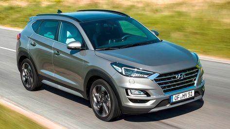 2019 Hyundai Tucson Interior Exterior And Drive With Images