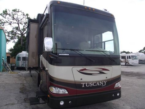 2008 Damon Tuscany 4072 Class A Diesel Rv For Sale In Venice