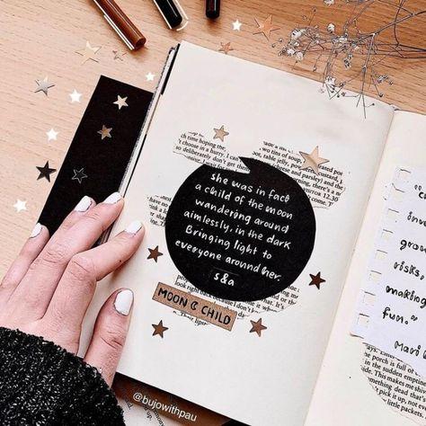 30 ideas para Art Journal | annie's place⠀