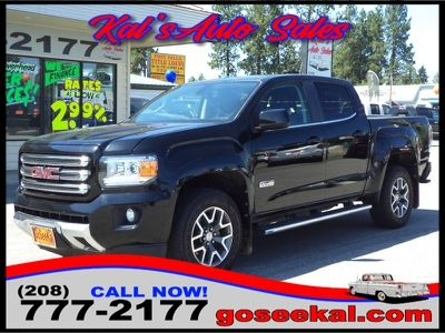 2017 Gmc Canyon 4wd Crew Cab Duramax Diesel Sle Black Pickup 4 Doors 28995 00 To View More Details Go To Https Duramax Diesel Gmc Canyon Duramax