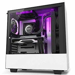 Nzxt H510i Compact Atx Mid Tower Pc Gaming Case Front I O Usb