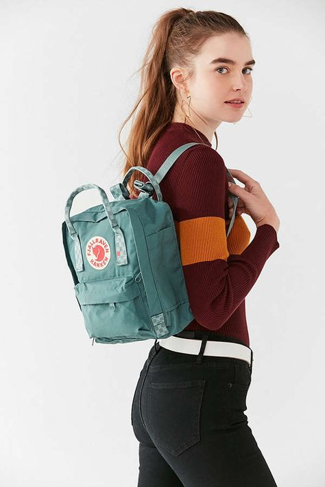 Slide View: 1: Fjallraven Kanken Mini Backpack