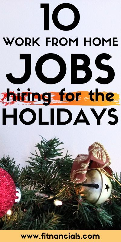 9 Remote Jobs Hiring For The Holidays That Pay Up To 50 Per Hour Holiday Jobs Jobs Hiring Ballin On A Budget