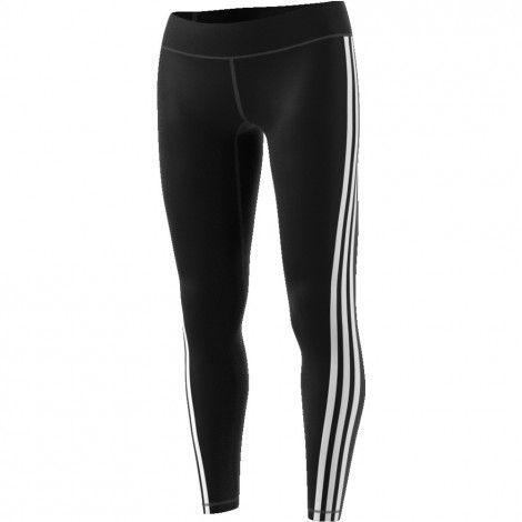 adidas Believe This 3-stripes Solid sportlegging dames black ...