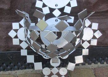 Kwietnik Metalowy Nascienny Na Kwiaty Donice Metaloplastyka