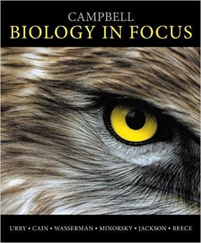 Campbell Biology In Focus 1st Edition PDF Version